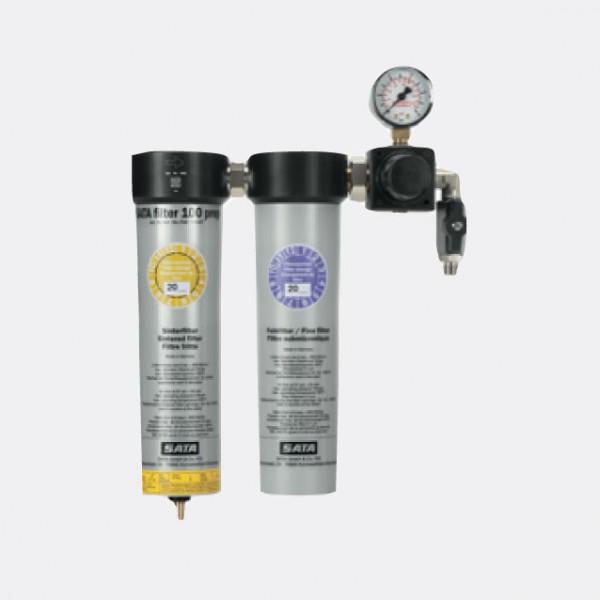 SATA-filter-100-prep